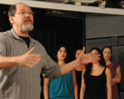 Daniel Jaquez, Teaching!